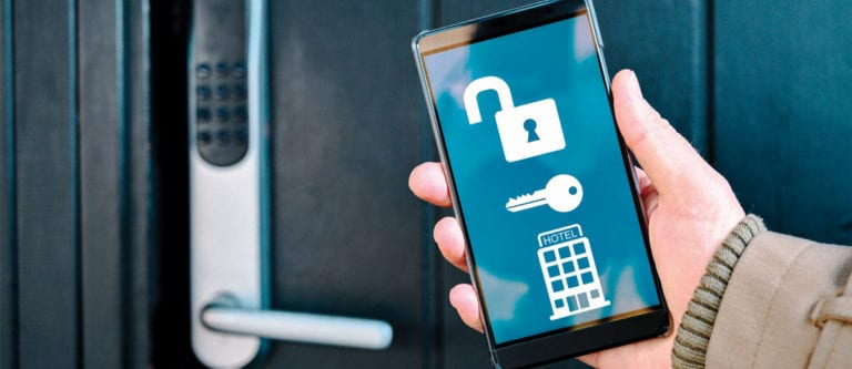 Keyless Entry is Becoming the New Normal