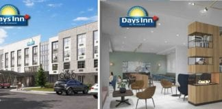 Days Inn G3 prototype design